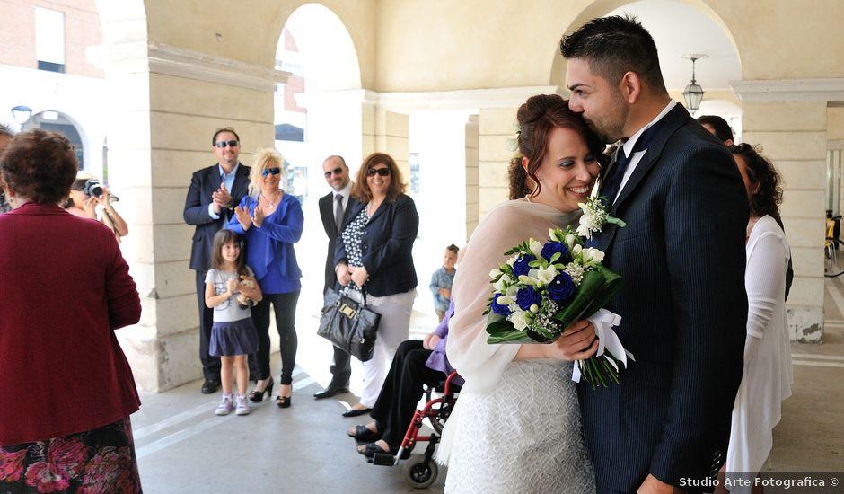 Il matrimonio di Giuseppe e Anastasia a Ferrara, Ferrara