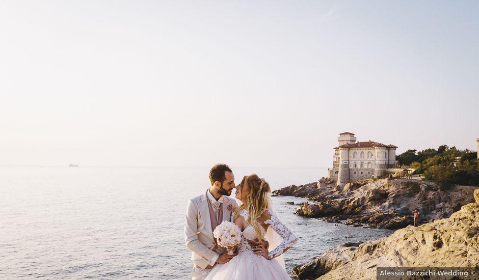 Il matrimonio di Leonardo e Maila a Livorno, Livorno