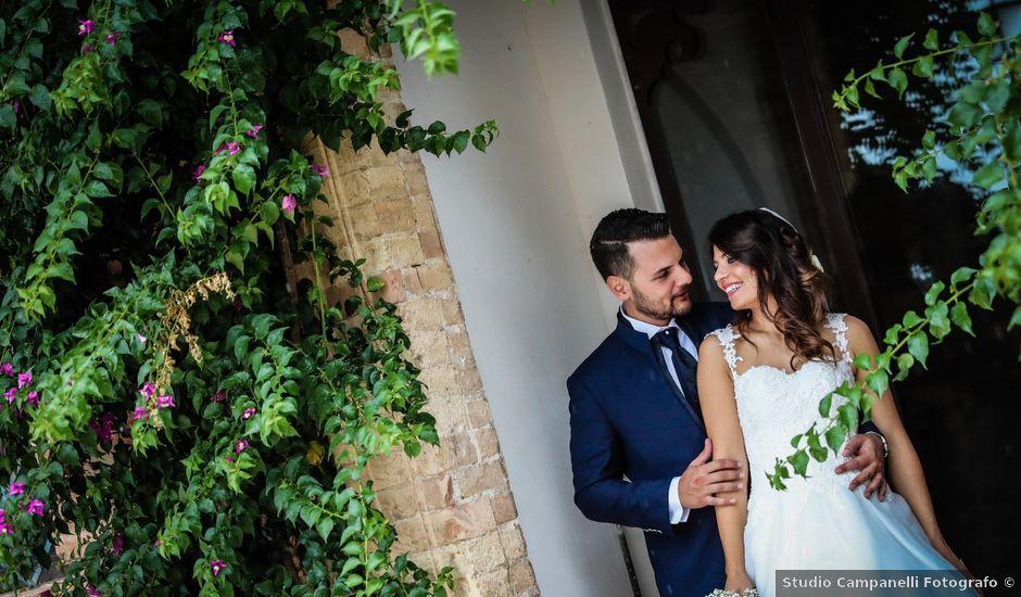 Il matrimonio di Emanuele e Stefania a Pedaso, Fermo
