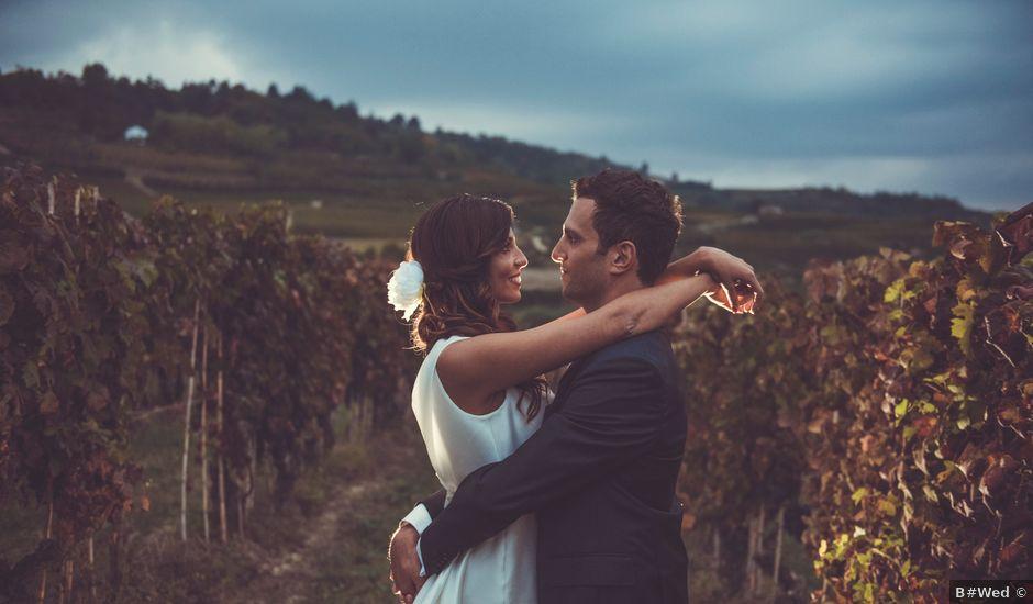 Il matrimonio di Luigi e Giulia a Guarene, Cuneo