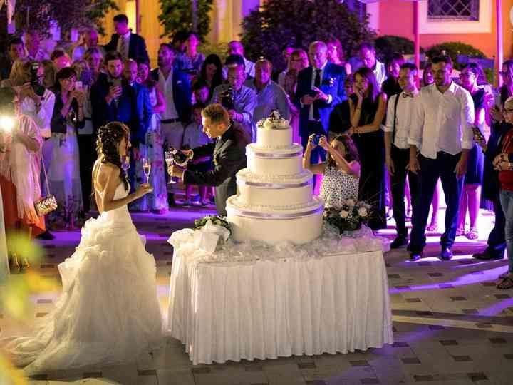 Le nozze di Silvia e Michele