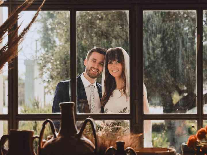 Le nozze di Claire e Chris