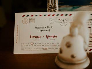 Le nozze di Giorgia e Lorenzo 1