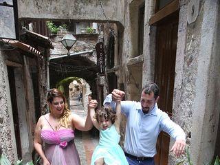 Le nozze di Claudia sala e Roberto massa 3