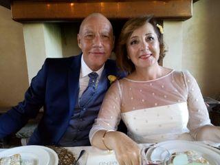 Le nozze di Maura e Fabrizio