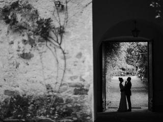 Le nozze di Tiziana e Sanjay