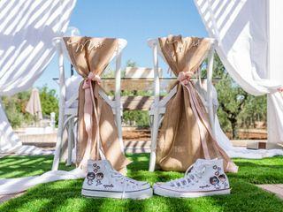 Le nozze di Floriana e Gianna 1