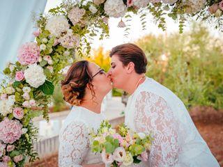 Le nozze di Floriana e Gianna