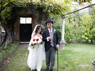Le nozze di Christian e Francesca