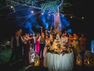 Le nozze di Quennie Joyce e Riccardo