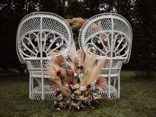Le nozze di Melania e Michael 1