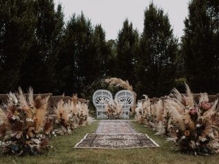 Le nozze di Melania e Michael 3