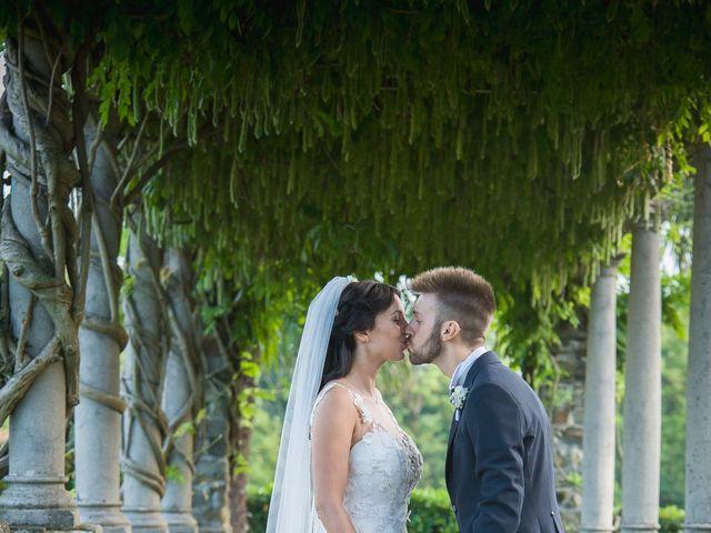 Il matrimonio di Stefano e Veronica a Arcore, Monza e Brianza 7