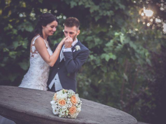 Il matrimonio di Stefano e Veronica a Arcore, Monza e Brianza 9