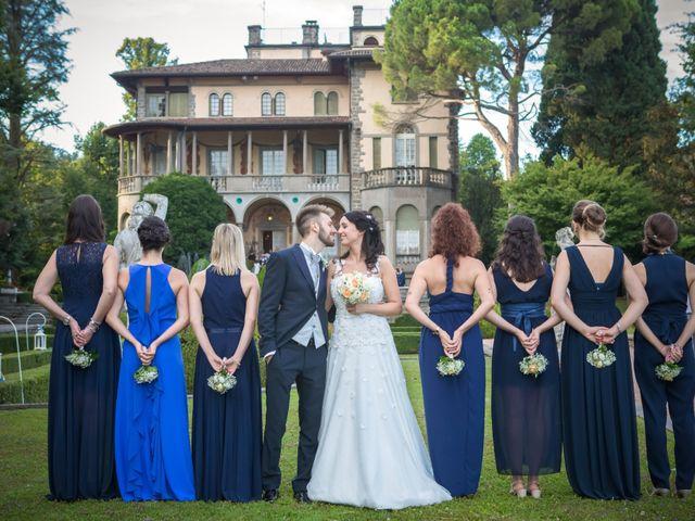 Il matrimonio di Stefano e Veronica a Arcore, Monza e Brianza 2