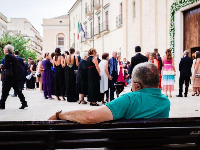 Il matrimonio di Ale e Sandra a Altamura, Bari 14
