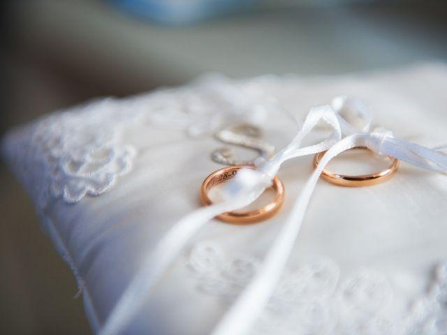 Il matrimonio di Luca e Silvia a Monticello Brianza, Lecco 6
