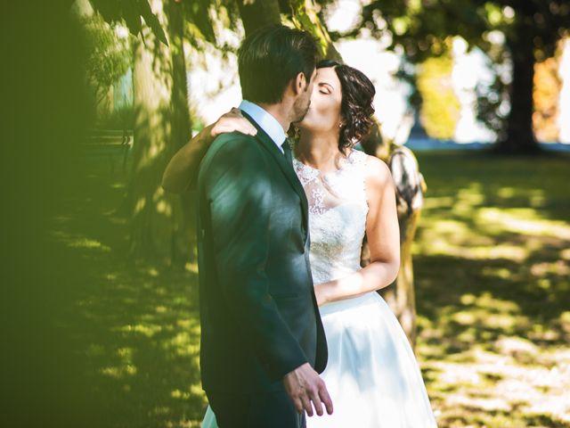 Il matrimonio di Luca e Silvia a Monticello Brianza, Lecco 1