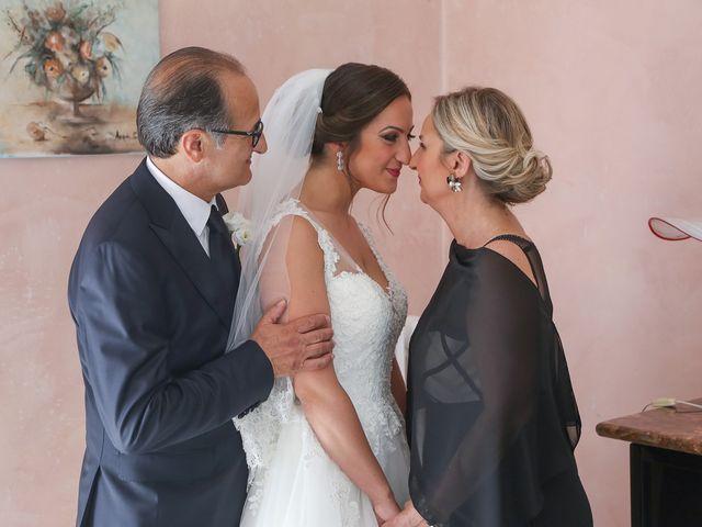 Il matrimonio di Michele e Angela a San Giovanni Rotondo, Foggia 10