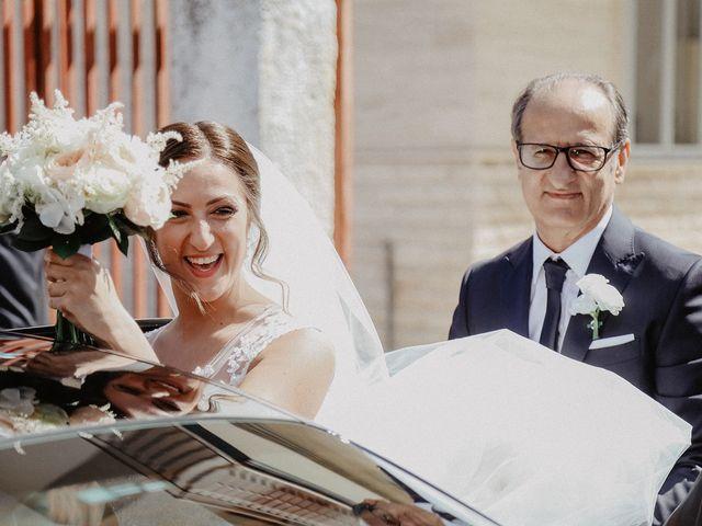 Il matrimonio di Michele e Angela a San Giovanni Rotondo, Foggia 15