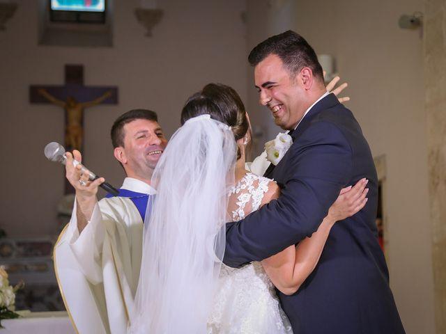 Il matrimonio di Michele e Angela a San Giovanni Rotondo, Foggia 18