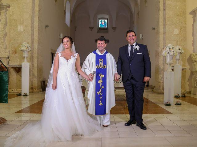 Il matrimonio di Michele e Angela a San Giovanni Rotondo, Foggia 20