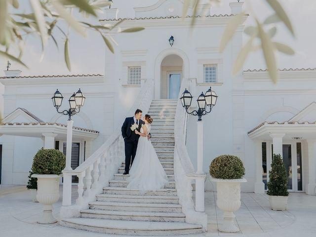 Il matrimonio di Michele e Angela a San Giovanni Rotondo, Foggia 21