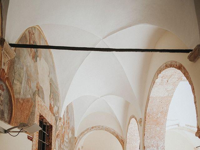 Il matrimonio di Michele e Angela a San Giovanni Rotondo, Foggia 22