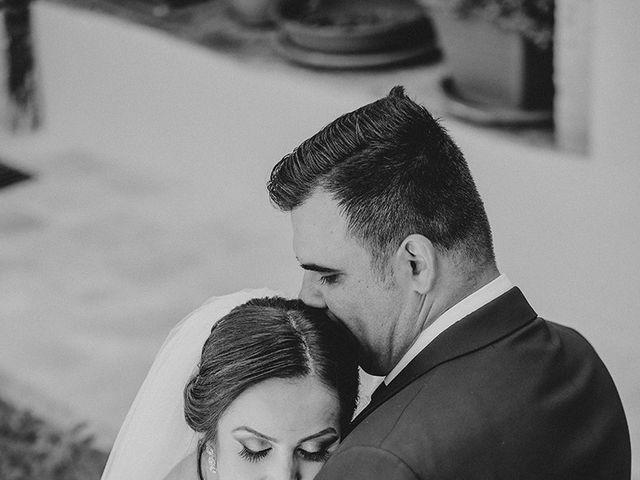 Il matrimonio di Michele e Angela a San Giovanni Rotondo, Foggia 24