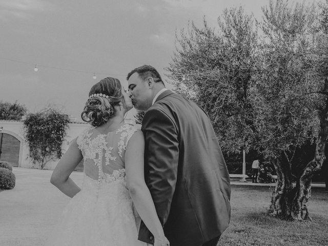 Il matrimonio di Michele e Angela a San Giovanni Rotondo, Foggia 31