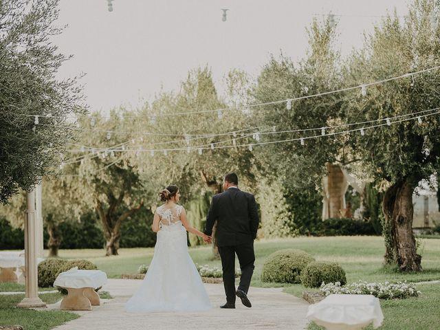 Il matrimonio di Michele e Angela a San Giovanni Rotondo, Foggia 34