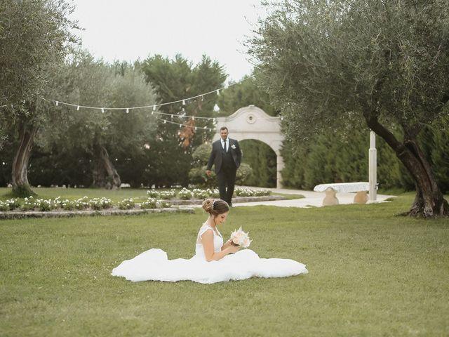 Il matrimonio di Michele e Angela a San Giovanni Rotondo, Foggia 36