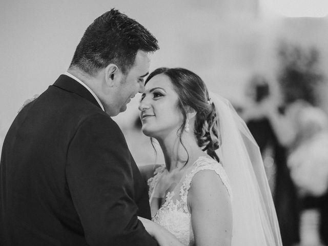 Il matrimonio di Michele e Angela a San Giovanni Rotondo, Foggia 37