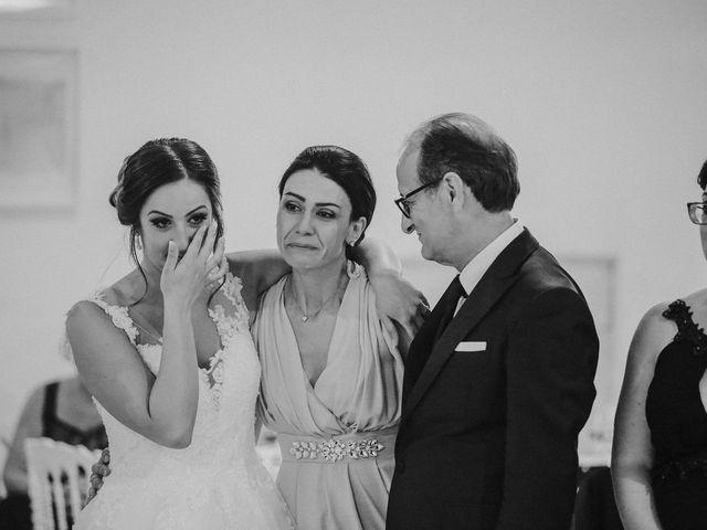 Il matrimonio di Michele e Angela a San Giovanni Rotondo, Foggia 40