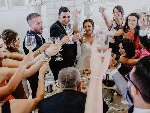 Il matrimonio di Michele e Angela a San Giovanni Rotondo, Foggia 42