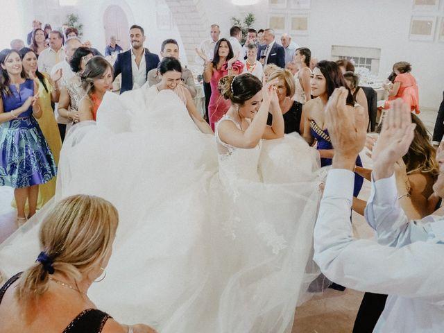 Il matrimonio di Michele e Angela a San Giovanni Rotondo, Foggia 43