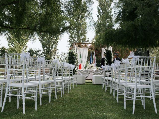 Il matrimonio di Fabio e Valentina a Torre di Mosto, Venezia 10