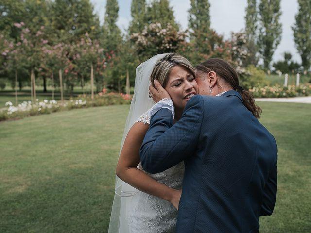 Il matrimonio di Fabio e Valentina a Torre di Mosto, Venezia 11