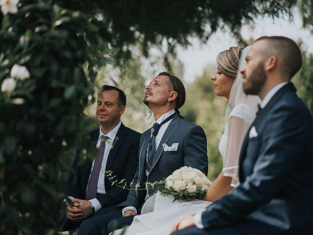 Il matrimonio di Fabio e Valentina a Torre di Mosto, Venezia 15