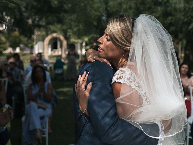 Il matrimonio di Fabio e Valentina a Torre di Mosto, Venezia 17
