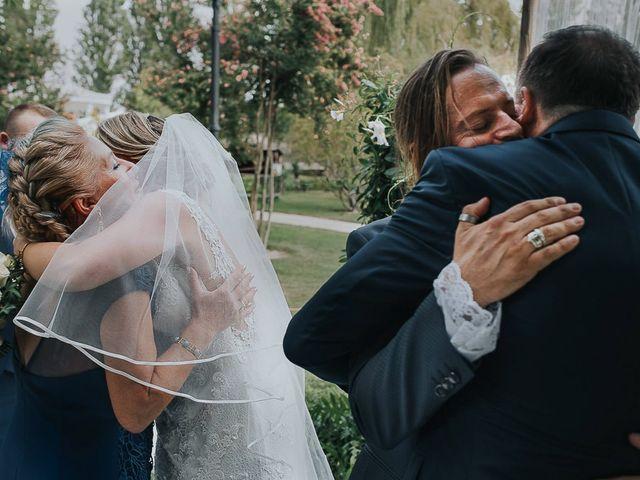 Il matrimonio di Fabio e Valentina a Torre di Mosto, Venezia 19