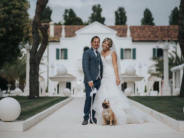 Il matrimonio di Fabio e Valentina a Torre di Mosto, Venezia 22