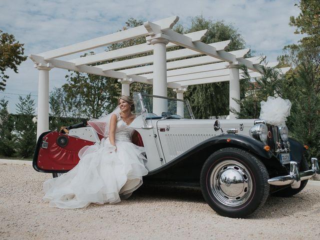 Il matrimonio di Fabio e Valentina a Torre di Mosto, Venezia 24