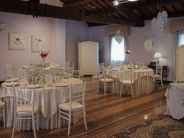 Il matrimonio di Fabio e Valentina a Torre di Mosto, Venezia 26
