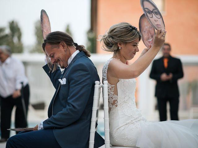 Il matrimonio di Fabio e Valentina a Torre di Mosto, Venezia 28
