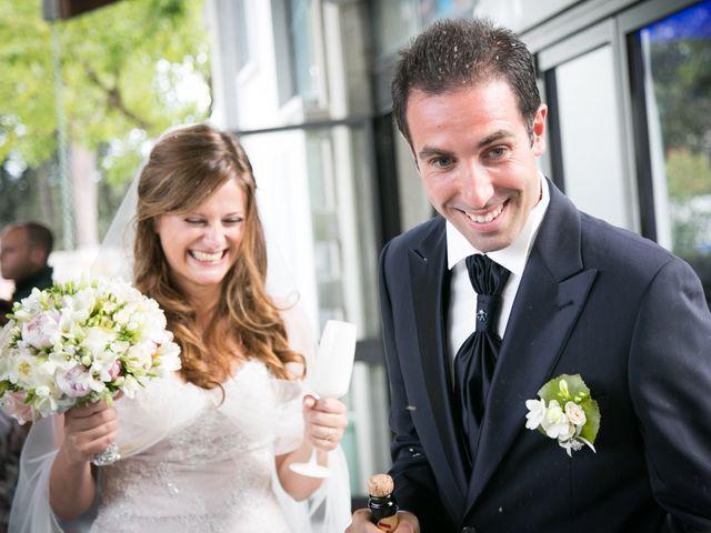 Il matrimonio di Tommaso e Vera a Massa, Massa Carrara 12