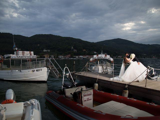 Il matrimonio di Tommaso e Vera a Massa, Massa Carrara 13