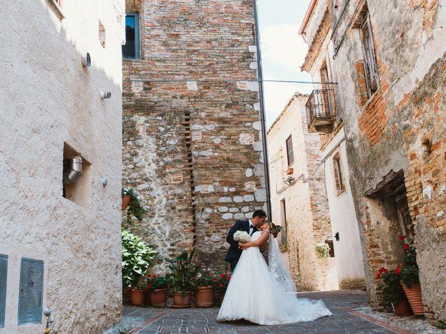 Il matrimonio di Nico e Gerardina a Teramo, Teramo 71