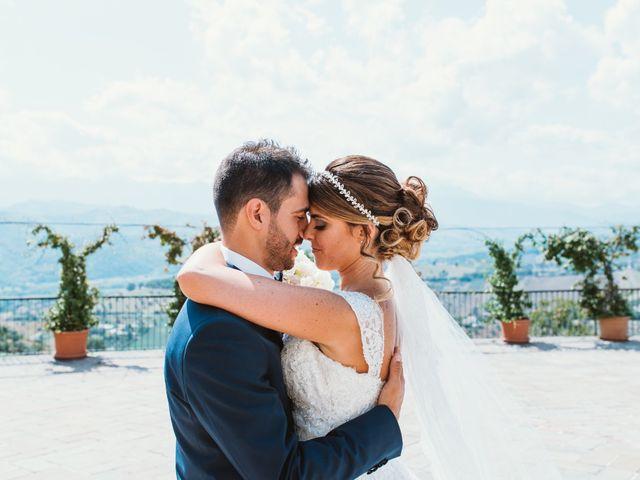 Le nozze di Gerardina e Nico