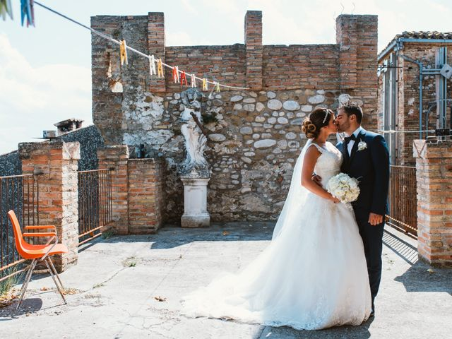 Il matrimonio di Nico e Gerardina a Teramo, Teramo 1